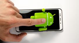 אנדרואיד מערכות הפעלה גוגל מובייל, צילום: Shutterstock