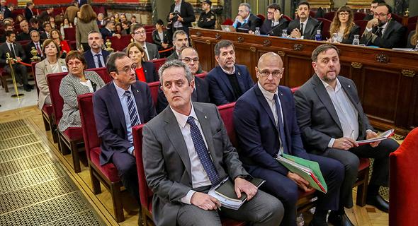 המורשעים בבית המשפט, צילום: גטי אימג