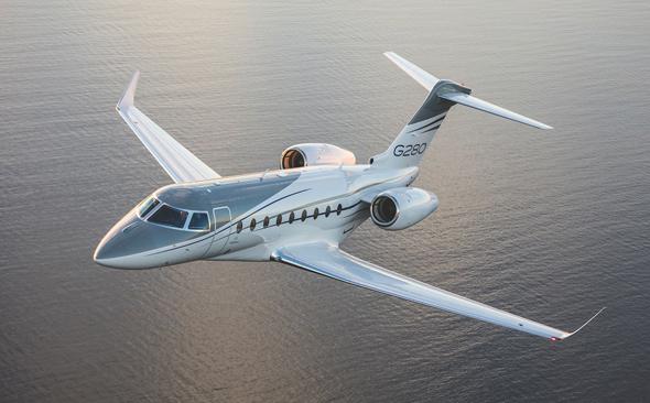 מטוס הגאלפסטרים G280