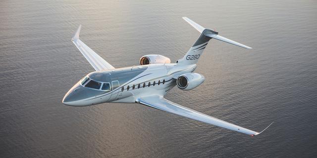 מטוס גאלפסטרים G280, צילום: גאלפסטרים