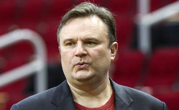 דריל מורי, מאמן היוסטון רוקטס