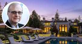 למכירה בית של פול אלן את'רתון סיליקון וואלי קליפורניה 9, צילום: Parc Agency