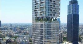 הדמיית המגדל, הדמיה: אדריכל אמנון שוורץ ואדריכל גיא מילוסלבסקי