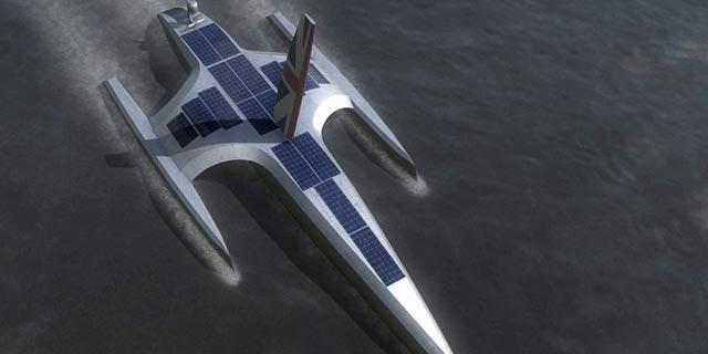 ספינה אוטונומית של IBM תצא למשלחת מחקר ללא ספנים