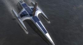 הספינה של IBM, צילום: IBM