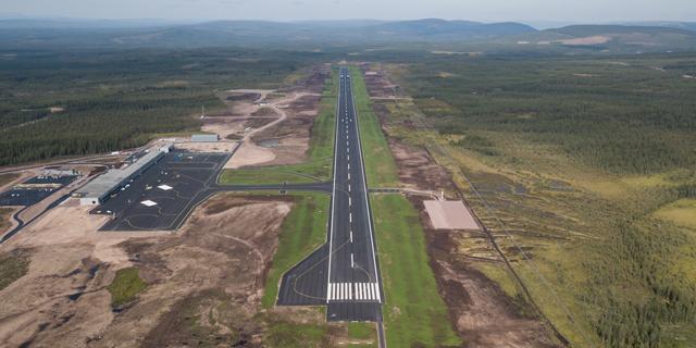 הכירו את נמל התעופה הראשון שנבנה ללא מגדל פיקוח