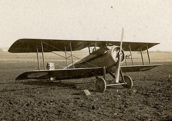 מטוס הספאד 7, צילום: ויקימדיה