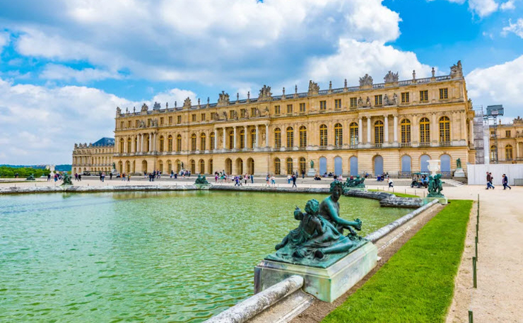 ארמון ורסאי שבצרפת