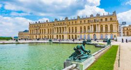 ארמון ורסאי בצרפת , צילום: שאטרסטוק