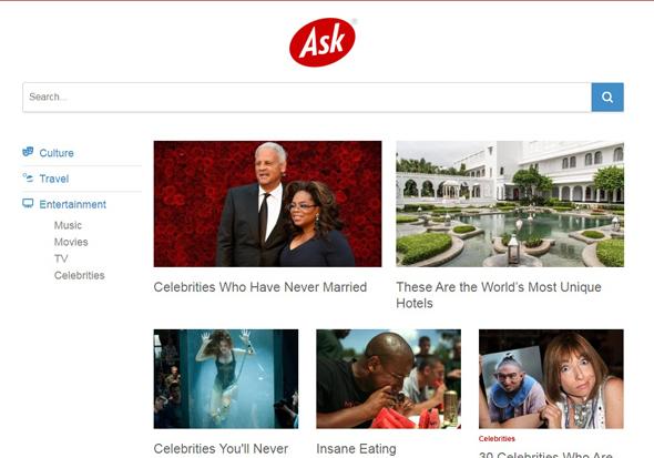 Ask, צילום: צילום מסך