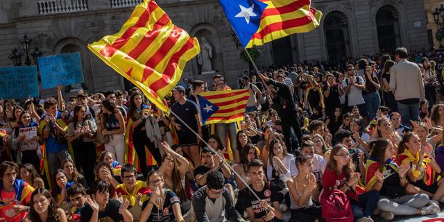 """מושל קטלוניה אחרי יומיים של התפרעויות: """"יש לערוך הצבעה לעצמאות"""""""