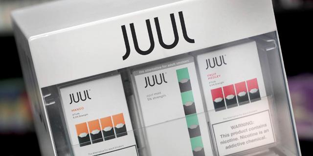 עוד לפני האיסור הרשמי: ענקית הסיגריות האלקטרוניות ג'ול מפסיקה למכור טעמי פירות