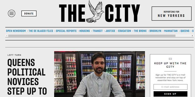 חדש בניו יורק: אתר תחקירים שהוקם ללא מטרות רווח