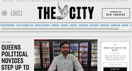 תחת The City אתר ניו יורק, צילום: צילום מסך