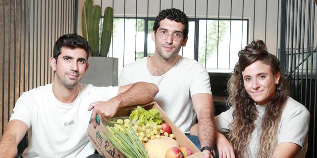 שוק נוסח תל אביב: הוולט של הירקות והפירות