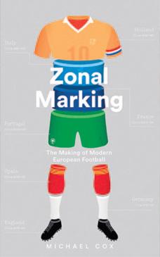 עטיפת הספר Zonal Marking. האבולוציה של הטקטיקה בסגנון קריא ומיינסטרימי