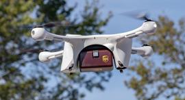 רחפן משלוחים של UPS, צילום: יו.פי.אס