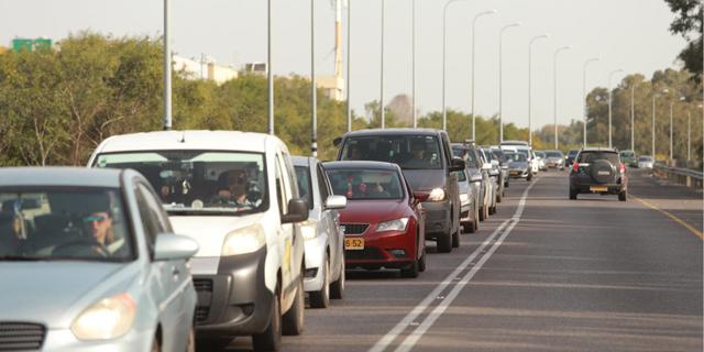 יהיה מקום לכולן? עלייה של 3.6% במספר המכוניות שעלו על הכביש ב-2019