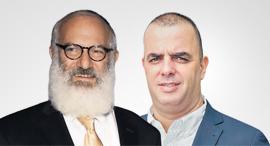 אייל רביד ו אדוארדו אלשטיין , צילומים: אוראל כהן, סיון פרג'