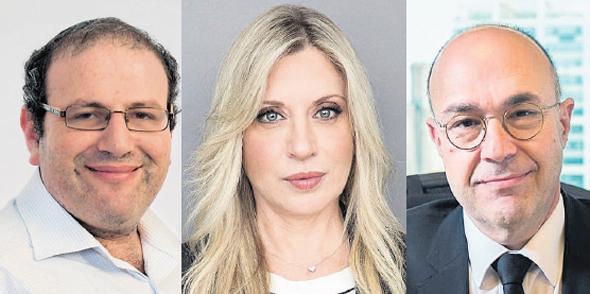 """מימין: עורכי הדין שמואל מורן ורות דיין וולפנר ופרופ' שחר ליפשיץ. """"יש להעדיף את הפרקטיקות שהתפתחו בין הצדדים"""""""