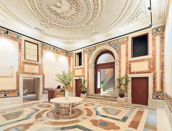 מלון The One Palácio da Anunciada ליסבון פורטוגל