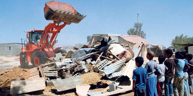 """המאבק של שקד בבנייה לא חוקית מגיע לבג""""ץ"""