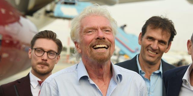 """המיליארדר הבריטי ריצ'רד ברנסון ישתתף היום בכנס מיוחד של """"כלכליסט"""""""