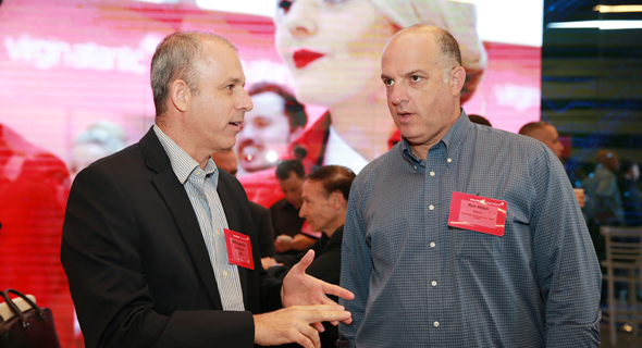 רון סיטון וקובי זוסמן, צילום: אוראל כהן