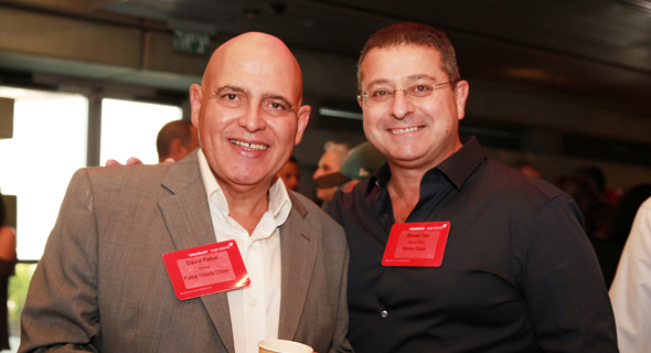 רונן טוב ודוד פתאל, צילום: אוראל כהן