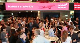 כנס וירג'ין לחדשנות 2019 מינגלינג מרכז פרס, צילום: אוראל כהן