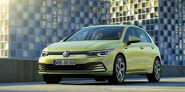 פולקסווגן גולף החדשה מנסה לשמור על רלוונטיות בעידן הרכב החשמלי