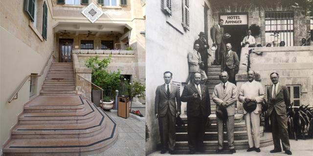 איך הגיע בית מלון גרמני ללב חיפה הערבית - והאם הנאצים קשורים לזה?