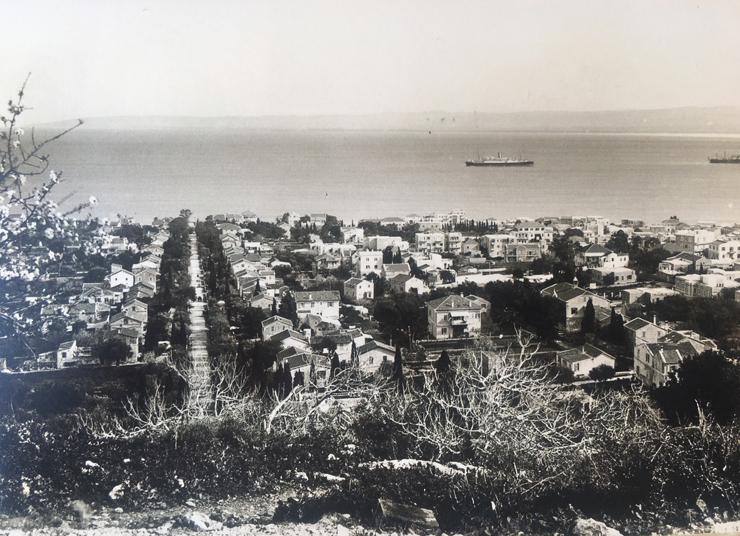חיפה, צילום: ארכיון עריית חיפה