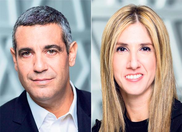 """עורכי הדין רונן רוזנבלום ודניאל קליין, צילומים: יח""""צ"""