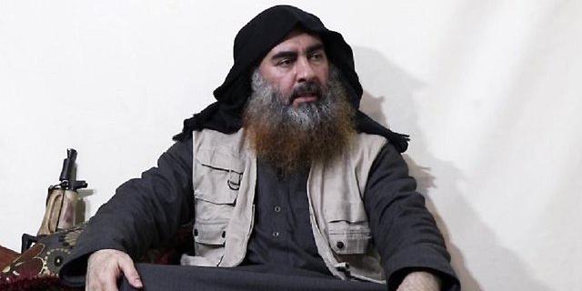 אבו בכר אל בגדדי מנהיג דאעש שחוסל