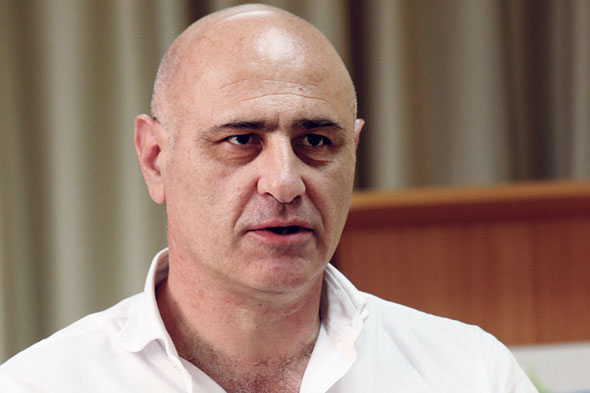 ראש מנהל המזון הארצי במשרד הבריאות אלי גורדון, צילום: שאול גולן