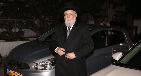 הרב לאו, צילום: אוראל כהן