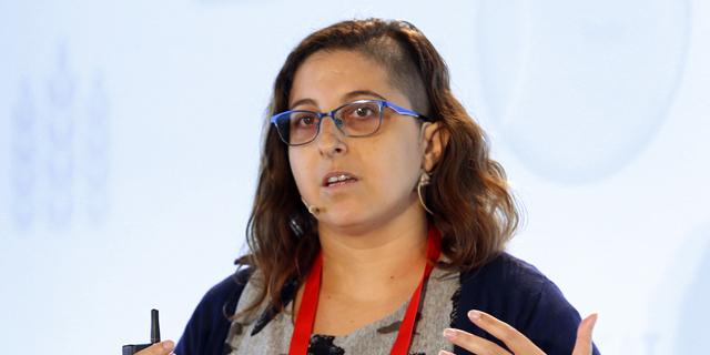 יסמין רביד, צילום: אוראל כהן