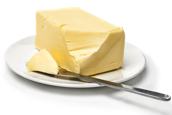 Butter. Photo: Shutterstock