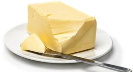 חמאה מוצרי חלב אוכל, צילום: שאטרסטוק