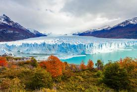 קרחונים, צילום: שאטרסטוק