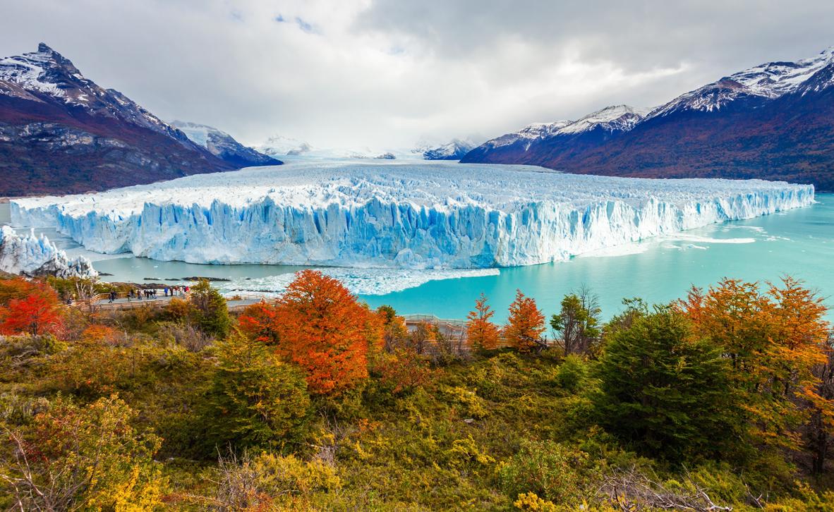 פוטו קרחונים ארגנטינה Perito Moreno Glacier, צילום: שאטרסטוק