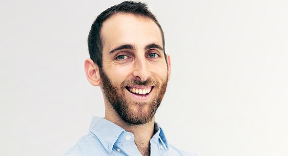 Eden Amirav, Become CEO. Photo: Idit Nissenbaum