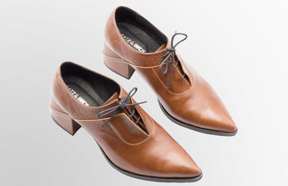 נעליים בעיצוב כץ אנד בירדס. הלקוחות מחפשים ערך מוסף