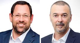 aMoon co-founders Yair Schindel (left) and Marius Nacht. Photo: Courtesy