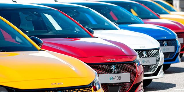 מכירות כלי הרכב הנקיים באירופה שילשו את עצמן ב-2020