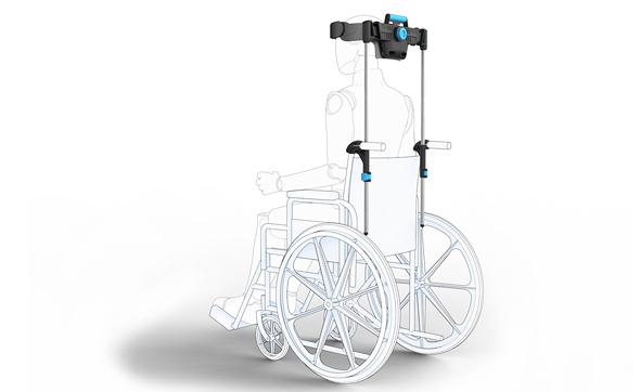 פיתוח לכיסא גלגלים