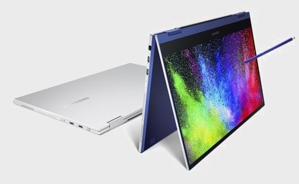 סמסונג לפטופ היברידי Galaxy book flex, צילום: Samsung