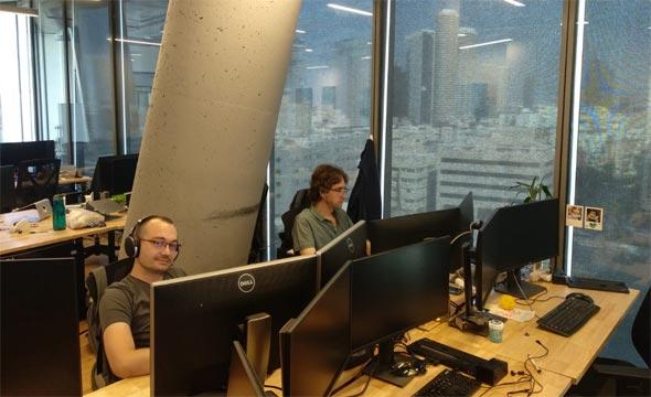 עובדים בחברת DayTwo