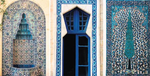 קרמיקה ארמנית, צילום: באדיבות מוזיאון רוקפלר